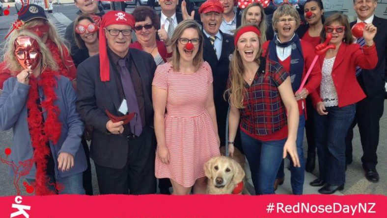 Red Nose Day NZ