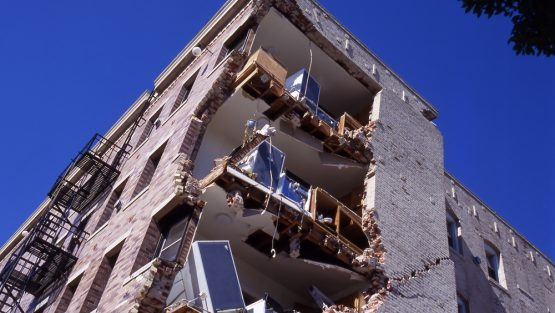 Is earthquake strengthening a part of health and safety?