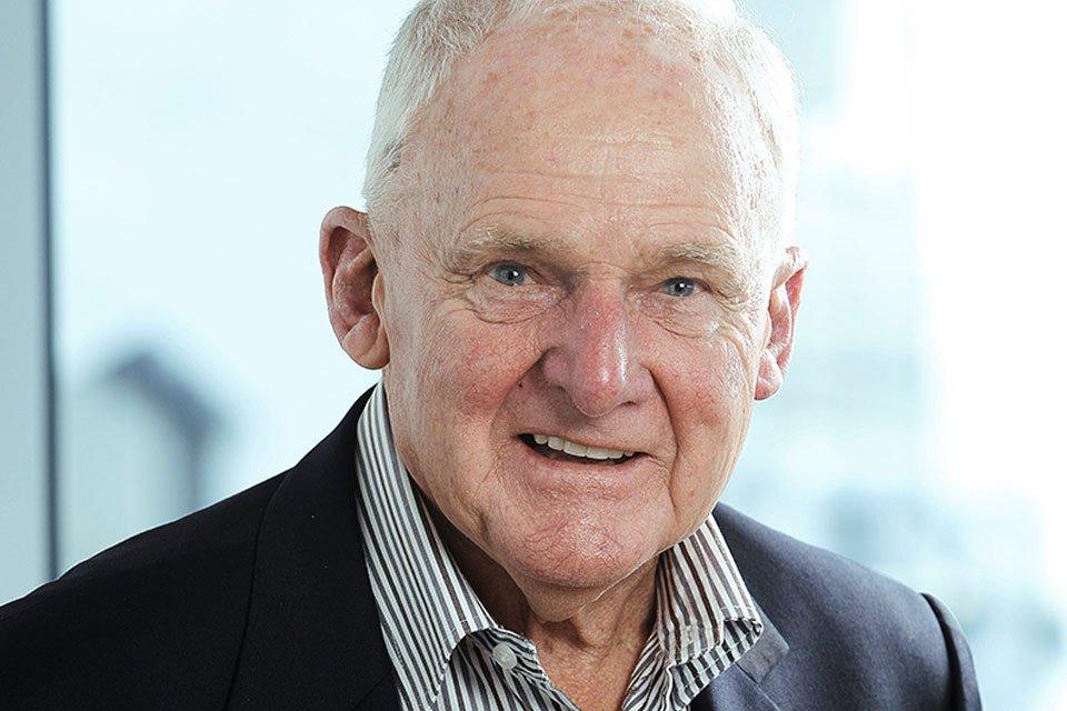 Bob Eades Retires